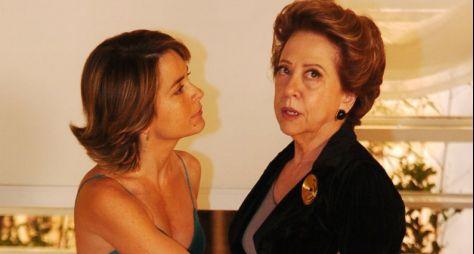 Baixa audiência da reprise de Belíssima preocupa direção da Globo