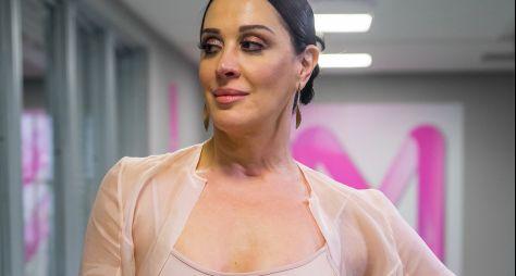 """Claudia Raia sobre remake de Tieta: """"Gostaria muito de fazer"""""""