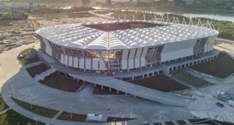 Globo transmite a Cerimônia de Abertura da Copa do Mundo da Rússia
