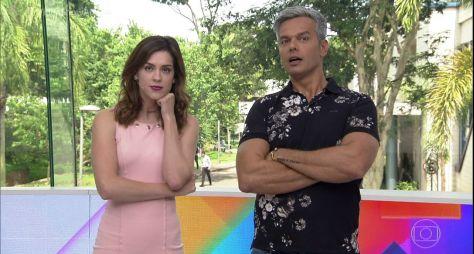Vídeo Show tem vice-liderança ameaçada por reprise do seriado Chaves (SBT)