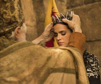 Deus Salve o Rei: Catarina é coroada Rainha de Artena