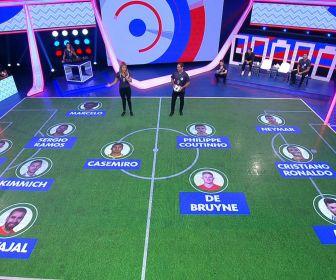 Central da Copa estreia em segundo lugar no Ibope