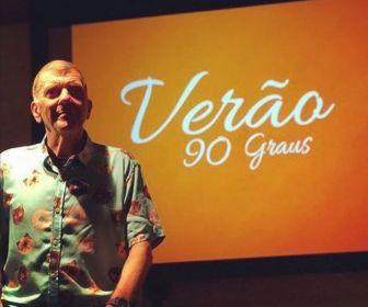 Jorge Fernando é confirmado como diretor artístico de Verão 90 Graus
