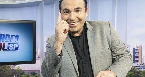 Balanço Geral SP repete recorde de audiência pela terceira vez consecutiva