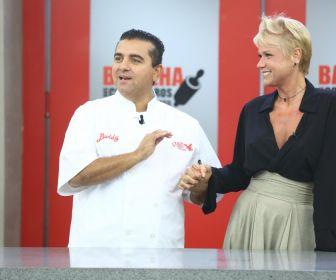 Batalha dos Confeiteiros: Xuxa é a convidada especial de Buddy Valastro