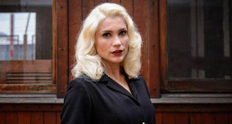 Flavia Alessandra e Milhem Cortaz viverão casal inusitado em O Sétimo Guardião