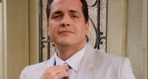 Daniel Boaventura viverá Silvio Santos em minissérie da Globo