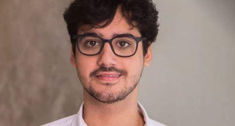 George Sauma vai protagonizar série da Globo sobre pai de primeira viagem