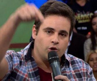 Humorista Rodrigo Scarpa, o Vesgo, estaria na mira da produção de A Fazenda