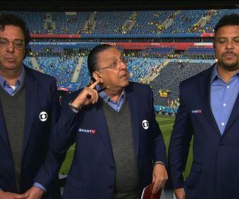 Vitória sofrida do Brasil contra Costa Rica garante público histórico à TV Globo