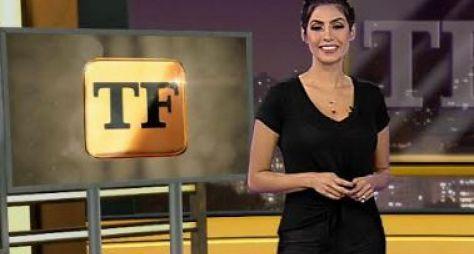 RedeTV! renova contrato com Flavia Noronha até 2020