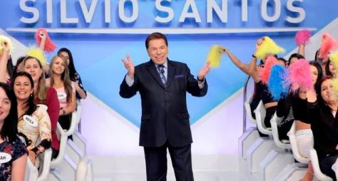 Silvio Santos diz que vai contratar medalhões da Record TV