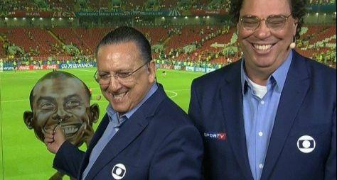 Classificação do Brasil para às quartas de final garante 61 pontos à Globo