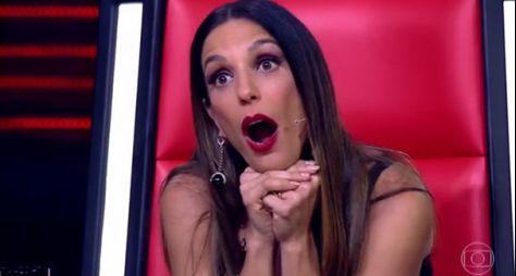Ivete Sangalo cantará tema de abertura de O Tempo Não Para