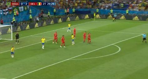 Confira a audiência da eliminação do Brasil da Copa do Mundo da Rússia