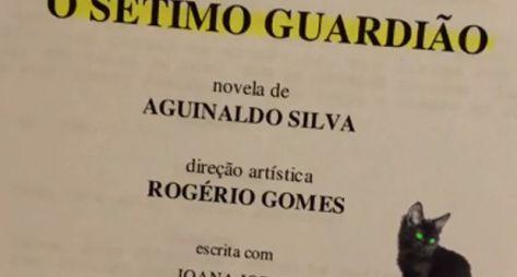 Marina Ruy Barbosa já está envolvida com O Sétimo Guardião
