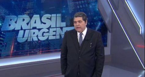 Pressionado pela Band, Datena volta ao Brasil Urgente