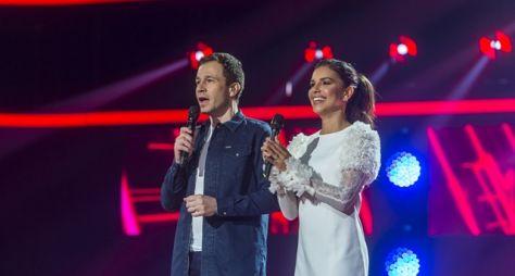 Show marca lançamento da nova temporada do The Voice Brasil