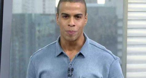 Thiago Oliveira é promovido na Globo e é efetivado no Hora Um