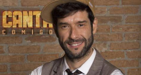 Record TV já gravou 8 episódios do Canta Comigo
