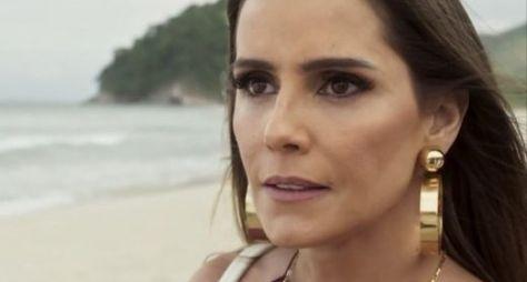 """Segundo Sol: Karola descobre identidade """"secreta"""" de Luzia"""