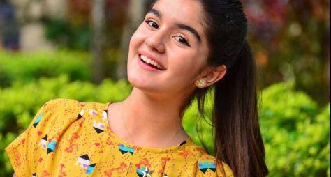 Gaby Estrella (Maitê Padilha) faz sua estreia na Record TV em Jesus