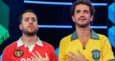SporTV discute o futuro do Zona Mista, com Felipe Andreoli e Maurício Meirelles