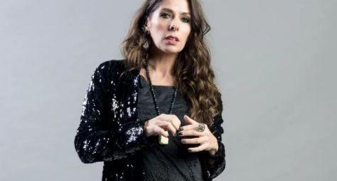 Adriane Galisteu relembra teste para novela O Tempo Não Para