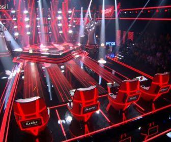 É hoje! Nova temporada do The Voice Brasil estreia com novidades