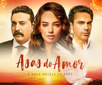 Asas de Amor: A audiência da sexta novela turca exibida pela Band