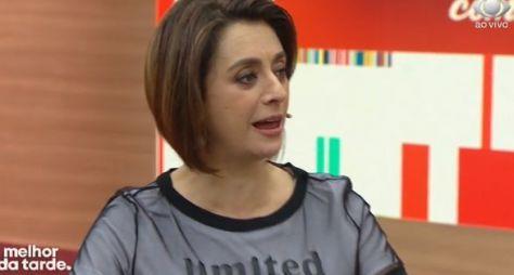 Melhor da Tarde, com Cátia Fonseca, alcança público do A Tarde é Sua