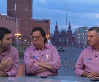 A audiência das emissoras da TV por assinatura durante a Copa do Mundo