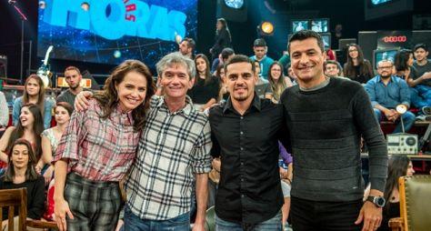 Com Fagner e Sandro Ricci, 'Altas Horas' faz balanço da Copa do Mundo