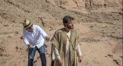 """""""As cenas estão muito de verdade"""", afirma diretor-geral da novela Jesus"""
