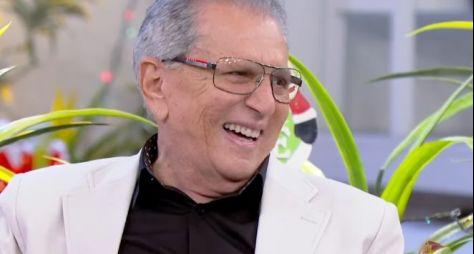 Carlos Alberto de Nóbrega pode apresentar programa infantil sobre circo no SBT