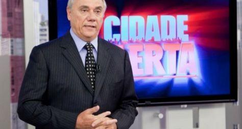 Record TV prestará homenagem ao jornalista Marcelo Rezende