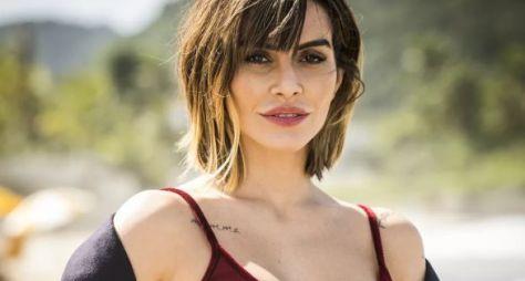 Cleo Pires cita características de Betina, a vilã de O Tempo Não Para