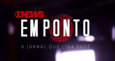 GloboNews Em Ponto, com José Roberto Burnier, estreia na próxima segunda (30)