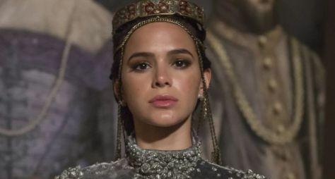 Bruna Marquezine termina novela das sete em alta; e está reservada para Tróia