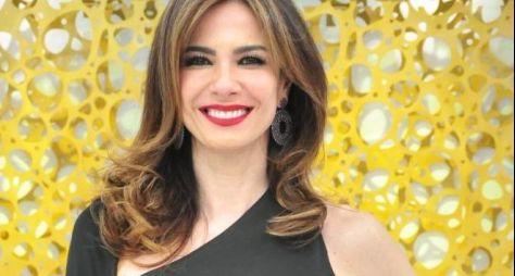 """""""Pode dizer aí que não vou sair da RedeTV"""", avisa Luciana Gimenez"""