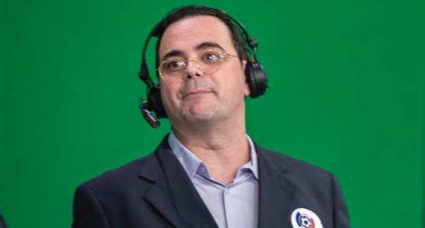 Contratado pela Globo, Márvio Lúcio, o Carioca, se despede do Pânico