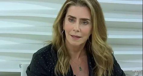 Demitida, Maitê Proença processa TV Globo