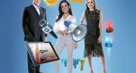 Em nova campanha, SBT traz a força da programação regional do Rio