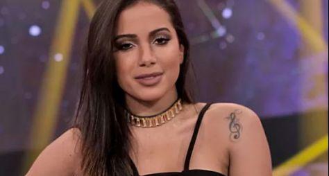 Globo diz que não está prevista a participação de Anitta em O Sétimo Guardião
