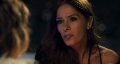 Adriane Galisteu faz sua estreia, como atriz, na Globo