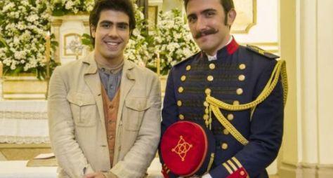 Orgulho e Paixão: Luccino confessa para o pai que é gay e é expulso de casa