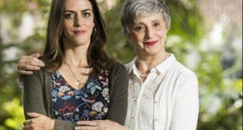 Ana Lúcia Torre muda o visual para Espelho da Vida