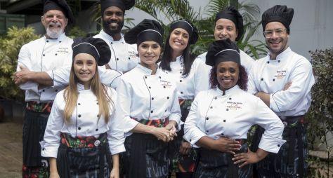 Conheça os participantes do Super Chef Celebridades 2018