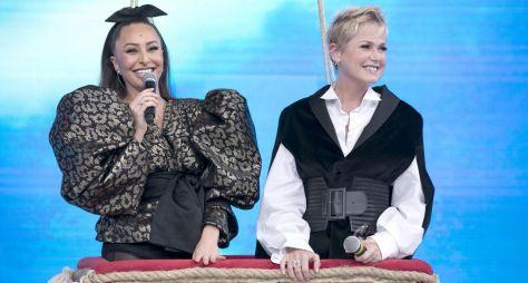 No Programa da Sabrina, Xuxa recebe homenagem de Sasha