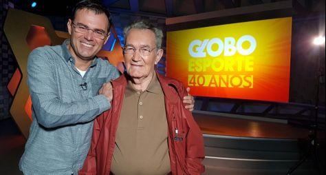 Globo Esporte: Programa comemora 40 anos